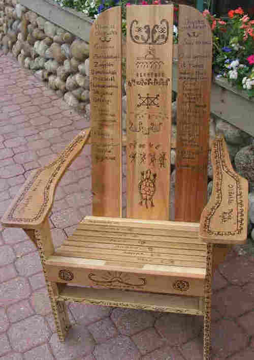 Adirondack Chair Designs  Online Gallery Of Adirondack Chairs And ...