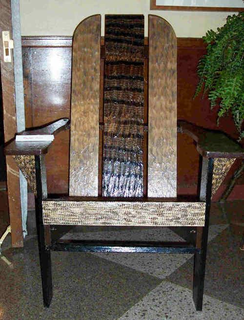 unique chair plans